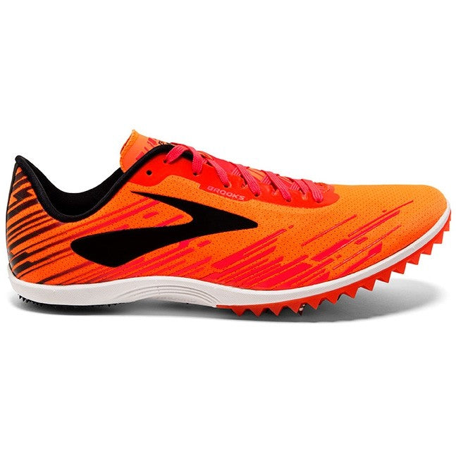 Brooks Men's Mach 18 Running Spike AW18 861 - achilles heel