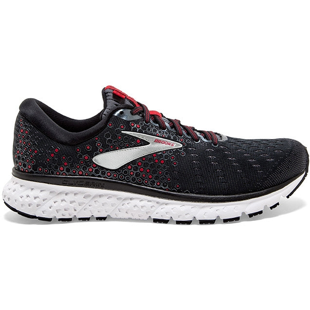 Brooks Men's Glycerin 17 Running Shoes Black / Ebony / Red