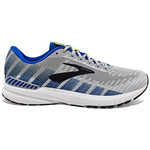 Brooks Men's Ravenna 10 Running Shoes Alloy / Blue / Nightlife - achilles heel