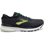 Brooks Men's Adrenaline GTS 20 Running Shoes Black / Lime / Blue Grass