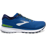 Brooks Men's Adrenaline GTS 20 Running Shoes Blue / Nightlife / White - achilles heel