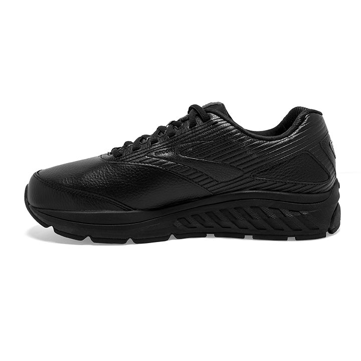 Brooks Women's Addiction Walker 2 Walking Shoes Black / Black - achilles heel