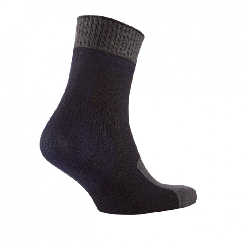 SealSkinz Thin Ankle Length Socks with Hydrostop - achilles heel