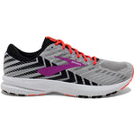 Brooks Women's Launch 6 Running Shoes Grey / Purple