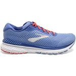 Brooks Women's Adrenaline GTS 20 Running Shoes Bel Air Blue / Coral / Silver - achilles heel