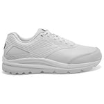 Brooks Women's Addiction Walker 2 Walking Shoes White / White