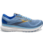 Brooks Women's Glycerin 18 Running Shoes Cornflower / Blue / Gold - achilles heel