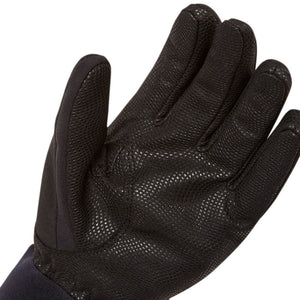 SealSkinz Women's Sea Leopard Gloves Black - achilles heel