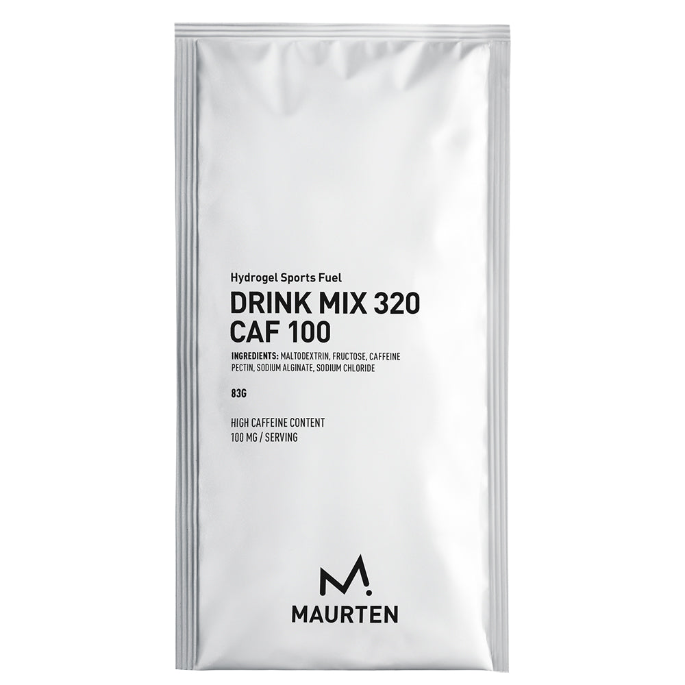 Maurten Drink Mix 320 CAF Box + Free Bottle - achilles heel