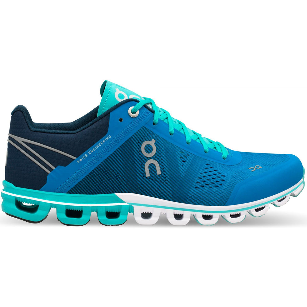 On Women's Cloudflow Running Shoes Malibu & Curacao