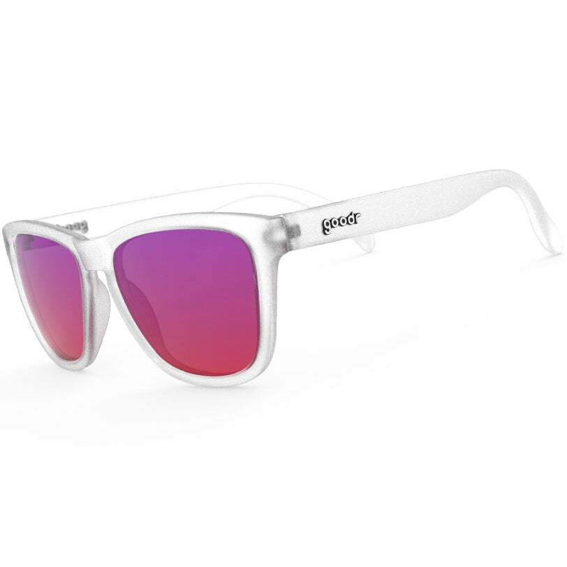 Goodr Sunset Squishee Brain Freeze Running Sunglasses - achilles heel