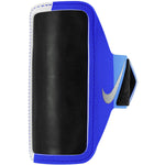 Nike Lean Armband Game Royal / Pacific Blue / Silver - achilles heel