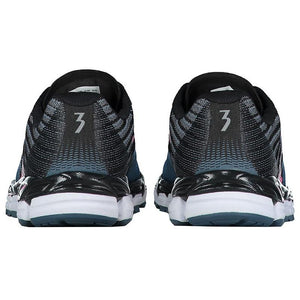 361 Degrees Women's Nemesis Running Shoes Storm / Black - achilles heel