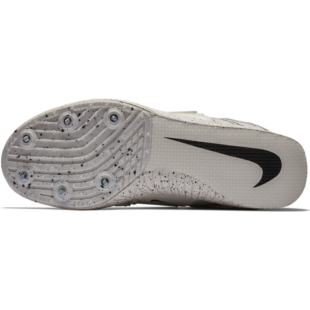 Nike Zoom Triple Jump Elite Field Shoes Phantom / Oil Grey / Vast Grey - achilles heel
