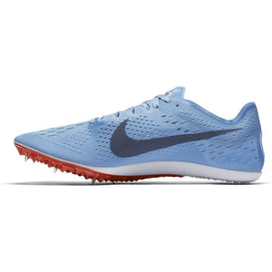 Nike Zoom Victory Elite 2 Running Spikes Football Blue / Blue Fox - achilles heel