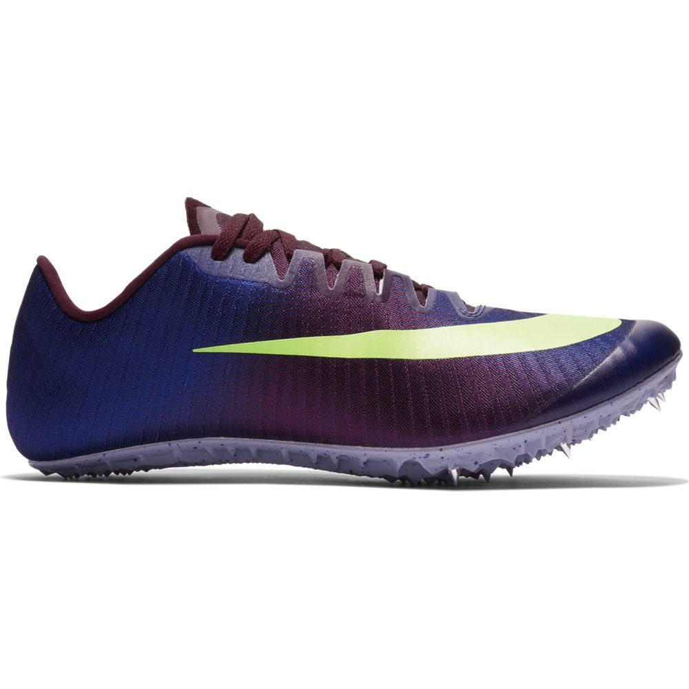 Nike Zoom Ja Fly 3 Running Spikes Regency Purple / Lime Blast