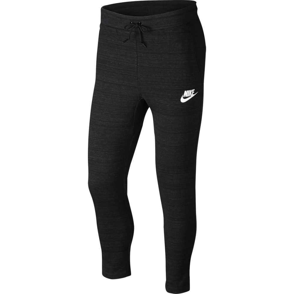 Nike Men's Sportswear Advance 15 Knit Pant Black Heather SU18 010