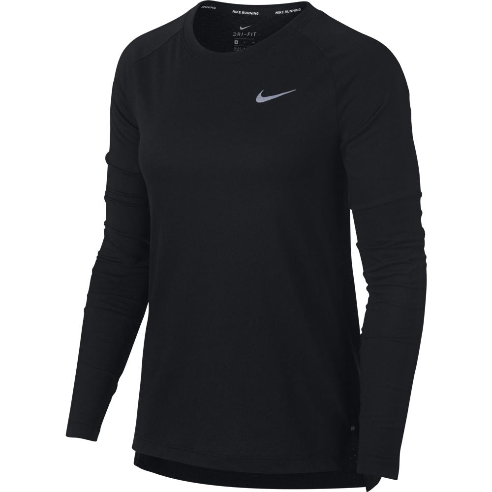 Nike Women's Tailwind Top Black