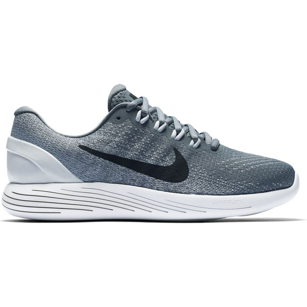Nike Women's LunarGlide 9 Running Shoes Cool Grey / Black / Pure Platinum