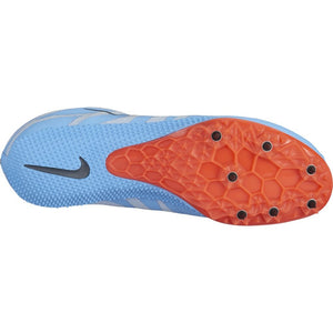 Nike Zoom Rival S 9 Running Spikes Football Blue / Blue Fox - achilles heel