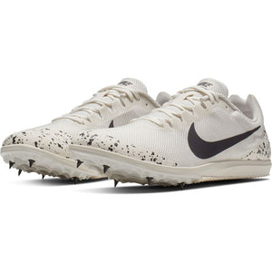 Nike Zoom Rival D 10 Running Spikes Phantom / Oil Grey - achilles heel