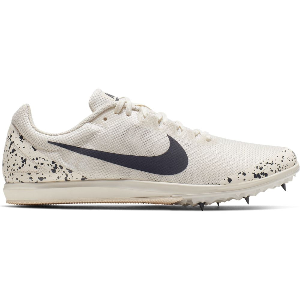 Nike Zoom Rival D 10 Running Spikes Phantom / Oil Grey