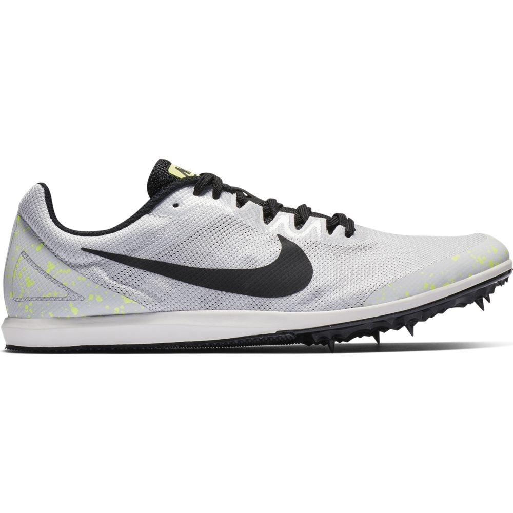 Nike Zoom Rival D 10 Running Spikes Pure Phantom / Black - achilles heel