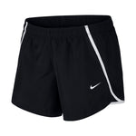 Nike Girls Dry Sprinter Short Black / White - achilles heel