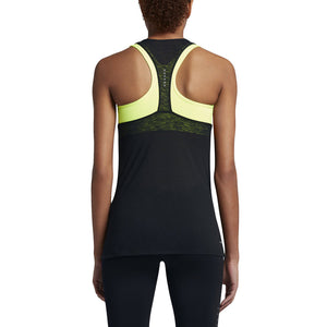 Nike Women's Breathe Cool Tank Black - achilles heel