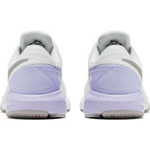 Nike Women's Zoom Structure 22 Running Shoes Platinum Tint / Atmossphere Grey - achilles heel