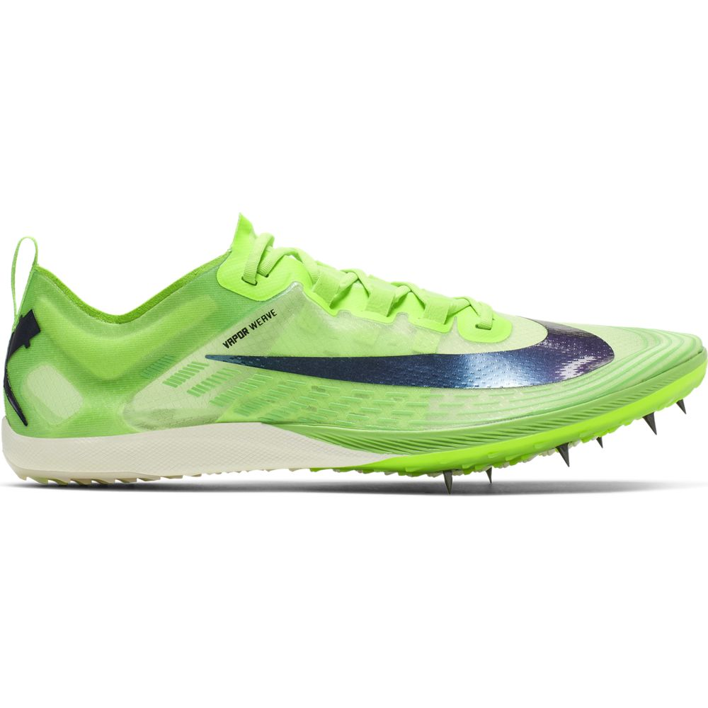 Nike Zoom Victory XC 5 Running Spikes Electric Green / Black