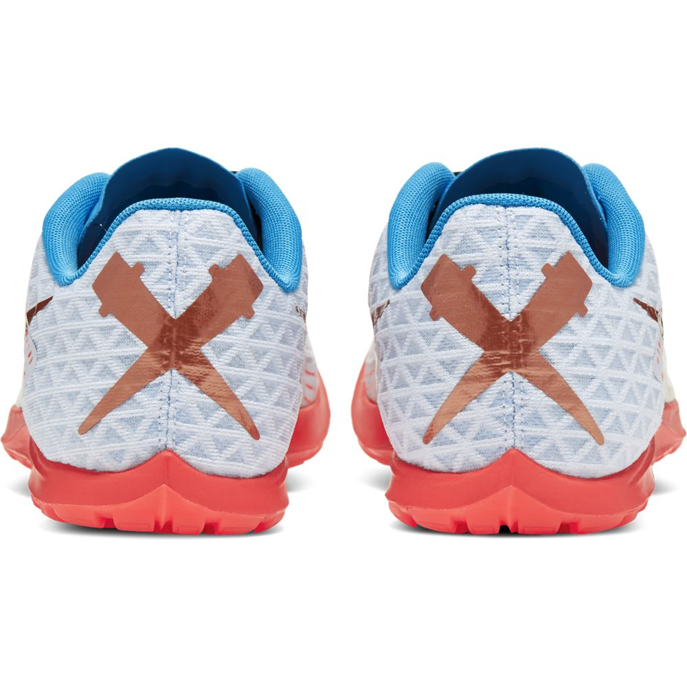 Nike Zoom Rival XC Running Spike Half Blue / Metallic  Copper