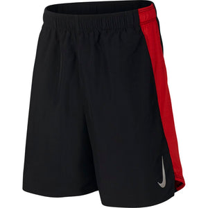 Nike Boys Flex 6 Inch Short Black / Red