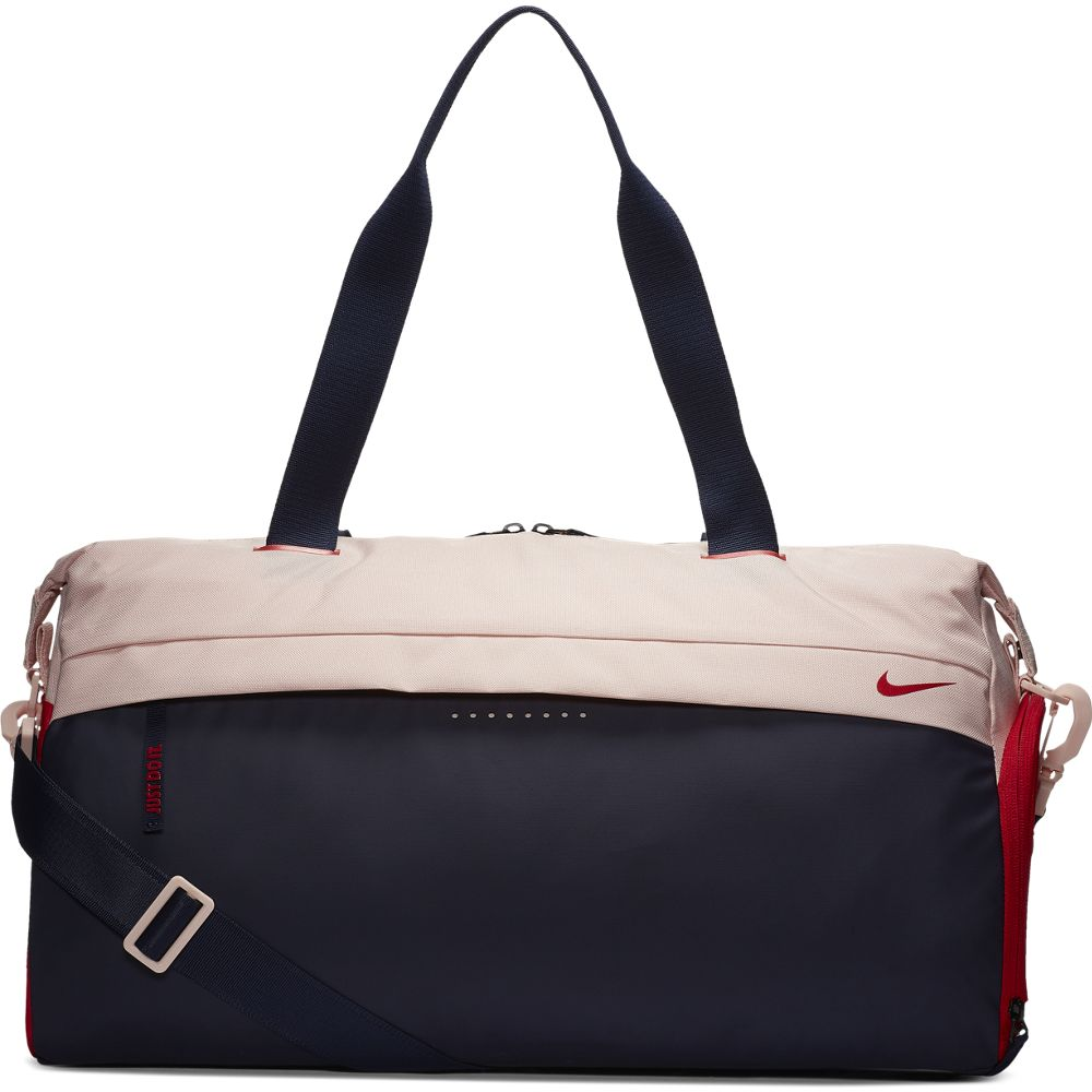 Nike Women's Radiate Club Holdall Navy / Red / Pink