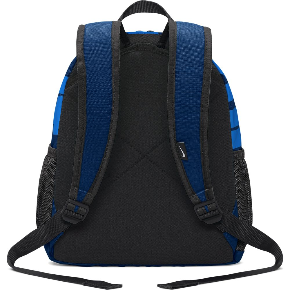 Nike Kids Brasilia JDI  Backpack Gym Blue / Black / Blue Hero - achilles heel