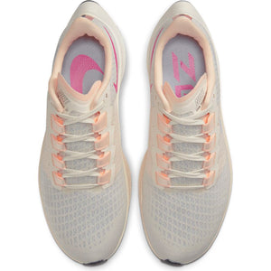 Nike Women's Air Zoom Pegasus 37 Running Shoes Pale Ivory / Ghost Barely / Volt Sail - achilles heel