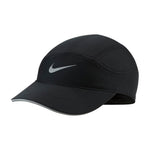 Nike Aerobill Tailwind Cap Black / Reflective Silver - achilles heel