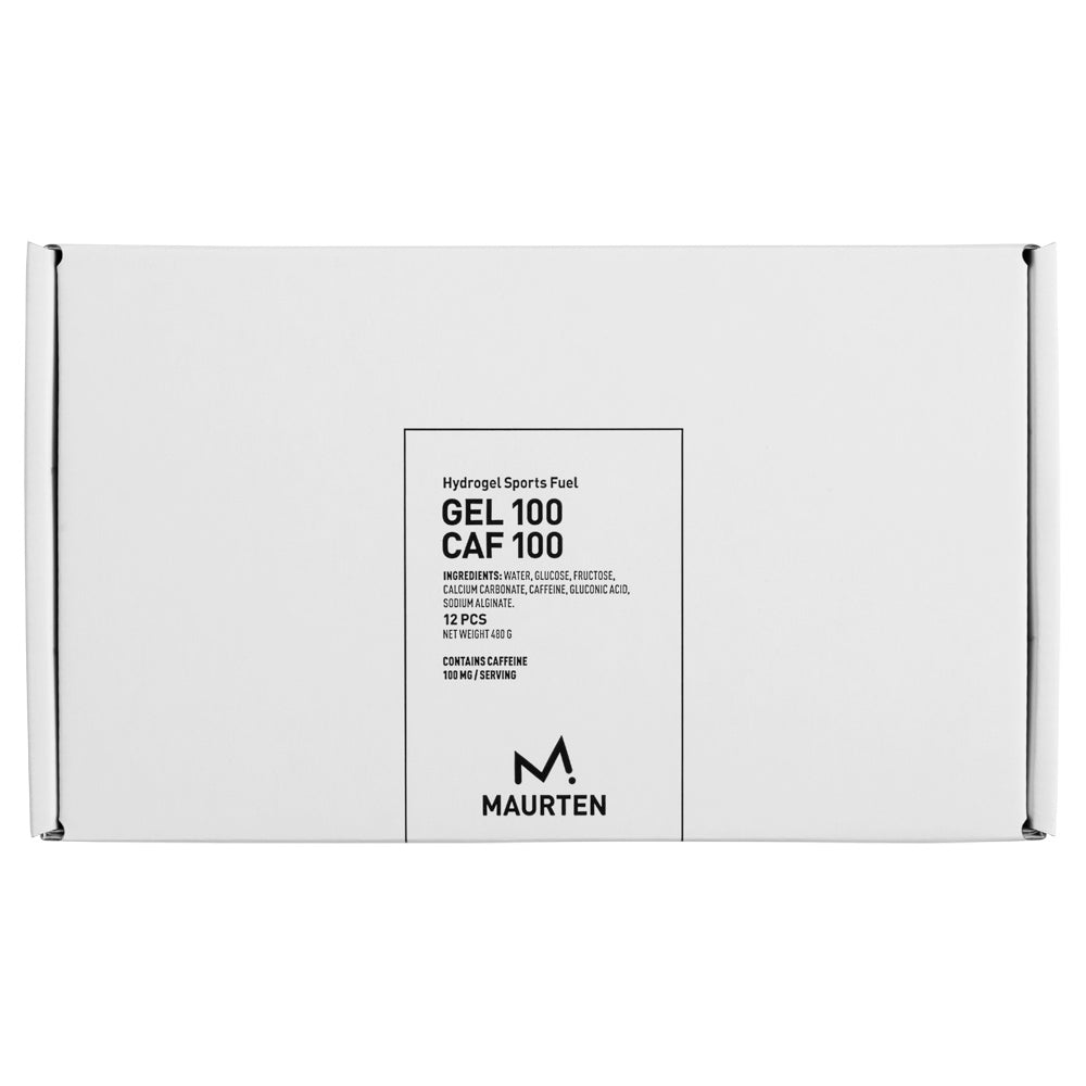 Maurten Gel 100  CAF 100 – Box of 12 - achilles heel