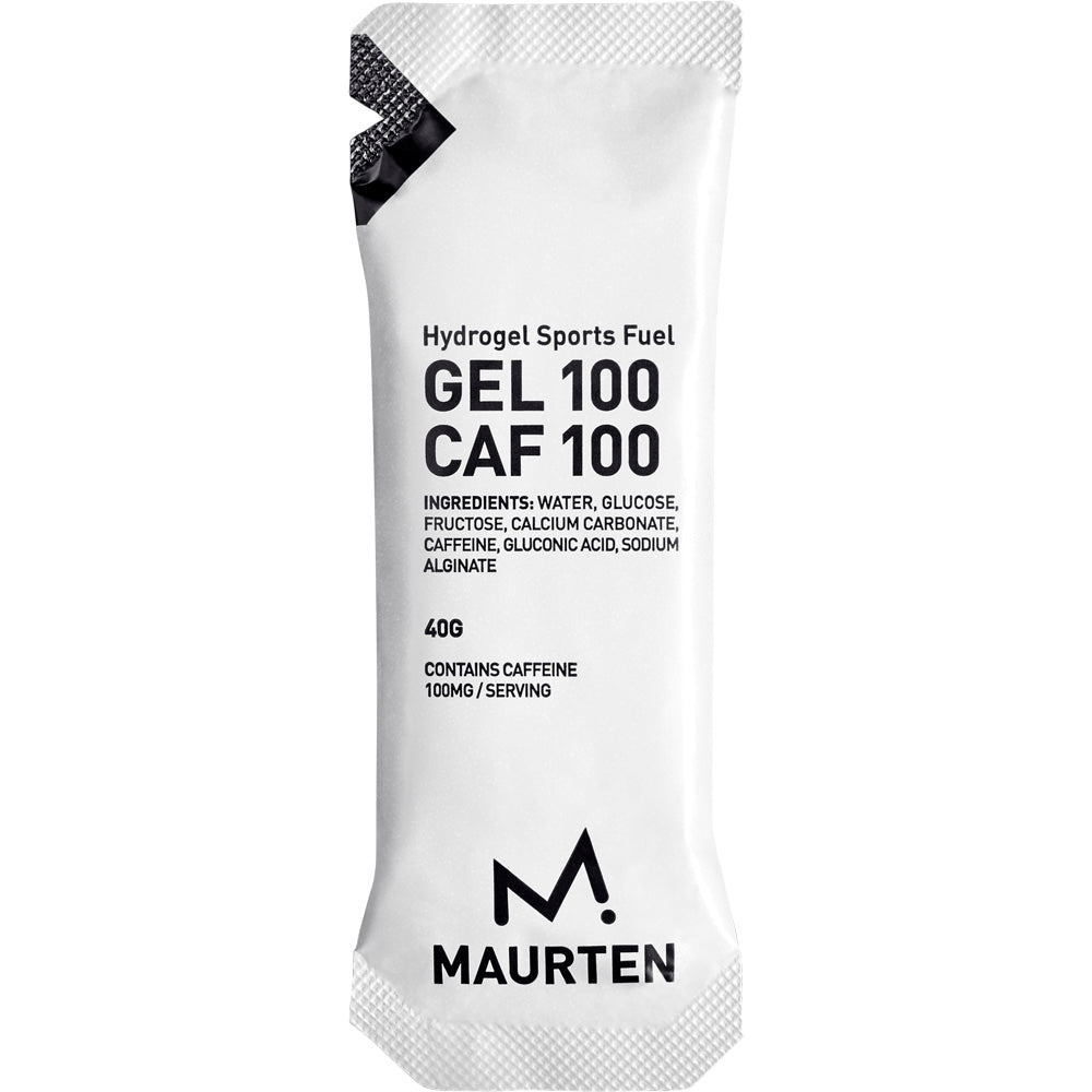 Maurten Gel 100  Caf 100 – Box of 12