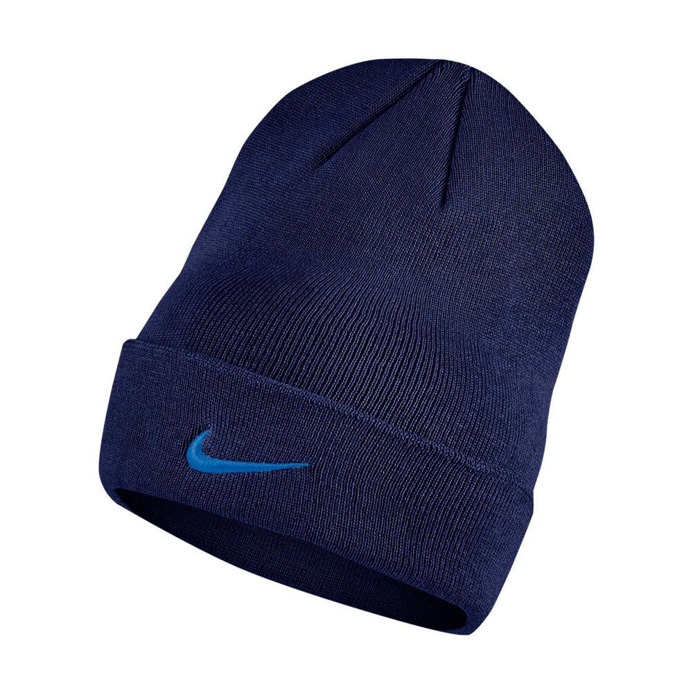 Nike Cuffed Beanie Blue Void