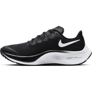 Nike Kids Air Zoom Pegasus 37 Running Shoes Black / White - achilles heel