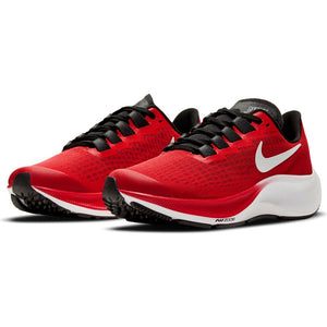 Nike Kids Air Zoom Pegasus 37 Running Shoes University Red / White / Black - achilles heel