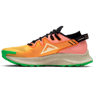 Nike Men's Pegasus Trail 2 Trail Running Shoes Kumquat / Crimson Tint / Black / Atomic Pink - achilles heel