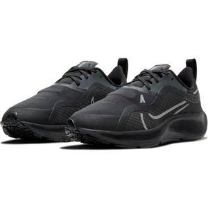 Nike Women's Air Zoom Pegasus 37 Shield Running Shoes Black / Anthracite - achilles heel