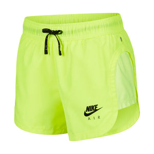 Nike Women's Air Short Volt / Volt / Black - achilles heel