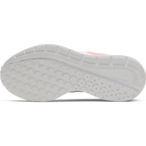 Nike Women's Air Zoom Structure 22 Running Shoes Washed Coral / Magic Ember / White - achilles heel