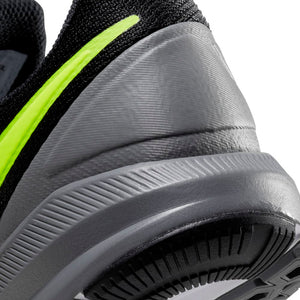 Nike Men's Air Zoom Structure 22 Running Shoes Black Smoke / Volt Grey / Grey Fog - achilles heel