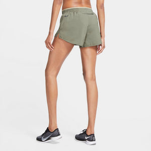 Nike Women's Icon Clash Tempo LX Short Twilight Marsh / Mystic Stone / Black - achilles heel