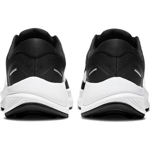 Nike Women's Air Zoom Structure 23 Running Shoes White / Glacier Ice / Black - achilles heel
