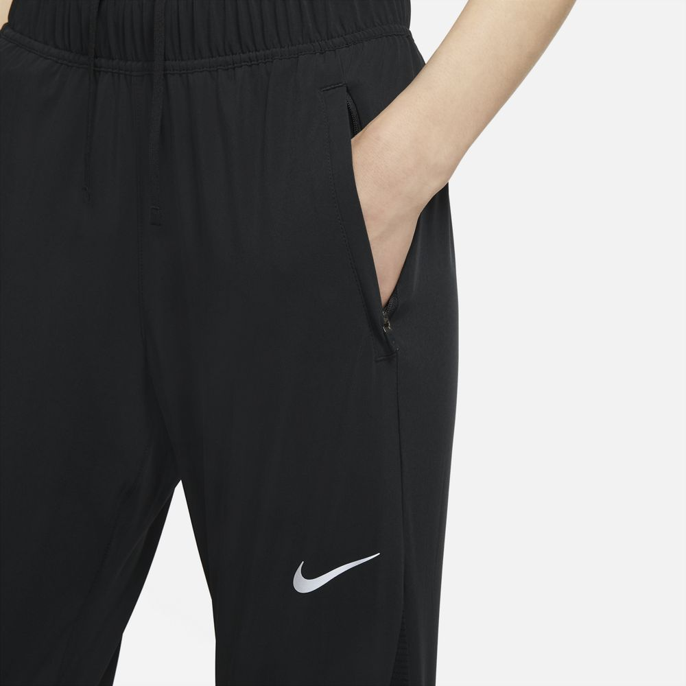 Nike Women's Essential Cool Running Pant Black - achilles heel